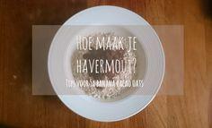 Iedereen kent het superfood havermout maar toch eten veel mensen het niet. ''Hoe maak je havermout?'' wordt mij vaak gevraagd. Ik geef je mijn beste tips.