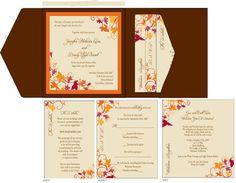 fall wedding invitations | Fall Wedding Invitations (12 of 20)