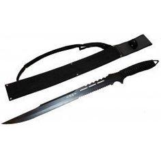 "Rogue River Tactical 27"" Full Tang Black Blade Machete Ni... https://www.amazon.com/dp/B01FB70HRM/ref=cm_sw_r_pi_dp_x_7aDmybS9S54H3"