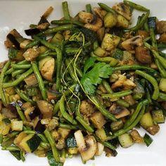 Gemüsepfanne dann unser Wochenende erleben vom 16.1. bis 18.1. 2015  im spreewald-hotel-stern.de nur zum Thema #Gemüsepfanne