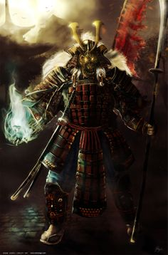 Samurai Demon