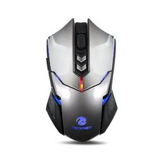 TeckNet® High Precision Programmable Wireless Gaming Mouse With 2000 DPI, Under Ergonomic Mouse, Computer Mouse, Consumer Electronics, Ted, Pc Games, Gift Ideas, Pc Mouse, Mouse For Computer, Mice