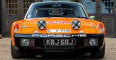 1971 Porsche 914/6 GT Chassis # 914 143 0140