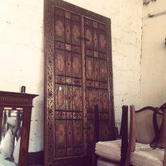 old door at nursery #furniture #karachi #pakistan #instagram