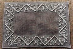 Casalguidi Stitching - #Embroider - #Lace