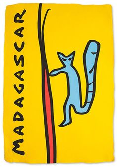 Madagascar painting ~ from the exhibition 'MADAGASCAR - Land Of The Lemur'  http://www.mattfalle.com/Madagascar/gallery.html
