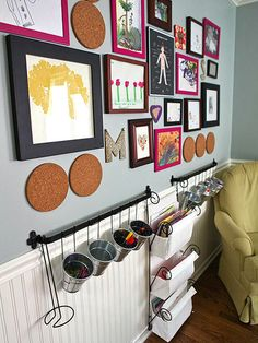 Be a Neat Freak! 15 Fun Organization Tips for Kids' Rooms and Nurseries