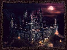 vampire castle - Google Search