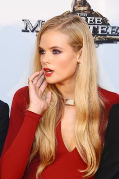Gabriella Wilde The Three Musketeers London Premiere