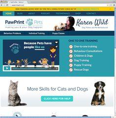 Website PawPrintPets