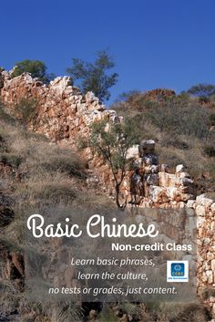 Basic Chinese Mandarin non-credit class by Community College of Baltimore County.