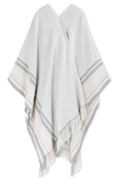 The Row cape, $4,590, shopBAZAAR.com.   - HarpersBAZAAR.com
