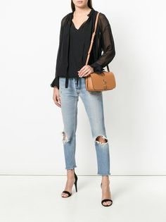 Saint Laurent Charlotte shoulder bag