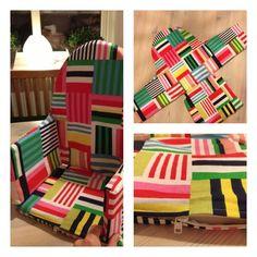 Cushion for Ikea Antilop high chair