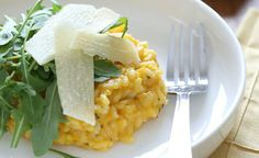 Butternut Squash Risotto from @skinnytaste #food #recipes