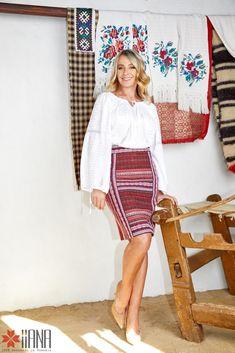 Nadia Comaneci for IIANA Waist Skirt, High Waisted Skirt, Nadia Comaneci, Bellisima, Two Piece Skirt Set, Casual, Skirts, How To Wear, Dresses