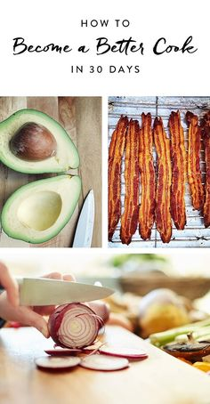 How to Become a Better Cook in 30 Days via @PureWow