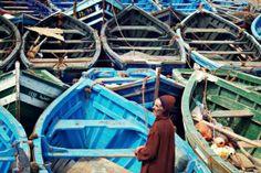 Essaouira, Porto, smARTraveller