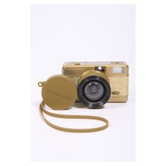 Urban Outfitters - Lomography Fisheye Camera - Gold found on Polyvore