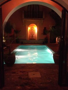 Beautiful Riad in Morocco