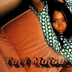 "TERI MOÏSE - Teri Moïse ℗ 1996, Source/Virgin France ☆☆☆ Soul tune ""Les Poèmes de Michelle"" best french song award in 1997. TERI MOÏSE (1970-2013), rest in peace..."