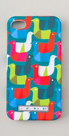 Birds iPhone 4 Cover
