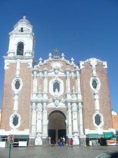 Parroquia de San José Tlaxcala.