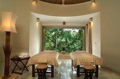 Spa room of Spa at Wapa Di Ume, Ubud Bali.