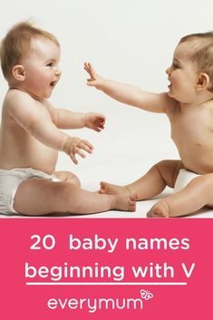 20 Vibrant Baby Names Beginning With The Letter V. The letter V gives us a host of exotic, cute and unique names, perfect for anyone who wants a bit of variety! Let us know if you find a favourite name for your baby in the list! Celtic Baby Names, Irish Baby Names, Vintage Baby Names, Unique Baby Names, Celebrity Baby Names, Celebrity Babies, New Born Baby Names, Name Inspiration, Popular Baby Names