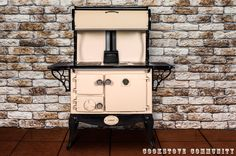 Waterford Stanley wood cook stove.