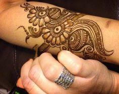 Mehndi Designs Churidar : Beautiful bangle mehendi designs