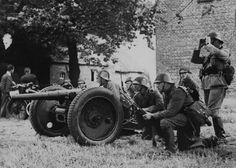 Dutch Artillery Battery In Action In Netherlands On November pin by Paolo Marzioli Germany Ww2, Ww2 Pictures, War Dogs, Ww2 Tanks, Armored Vehicles, War Machine, Military History, Armed Forces, World War Two