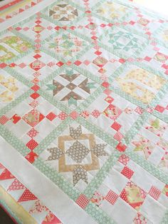 Crossroads Quilt Along: Finishing the Top
