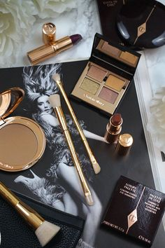 Current Charlotte Tilbury Favourites by Dani Goddard from Girls Of To