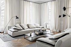 Maison HAND - Réalisation Appartement à Lyon Saxe