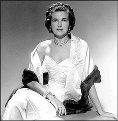 Princess Lilian, wife of King Leopold III of the Belgians