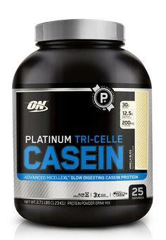 Optimum Nutrition Platinum Casein Tri-Celle 2.26 Lbs - Where to Buy
