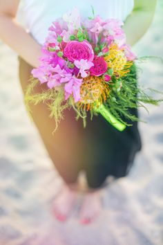 super colorful bouquet http://www.say-yep.com/issue2/