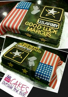 Army Cake                                                                                                                                                                                 More