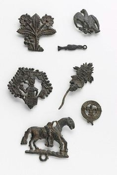 Lynn Museum ‏@Lynn_Museum Apr 3 Medieval pilgrim badges. Mr Pung of King's Lynn loved these. Collected from river mud and donated to museum #loveMW