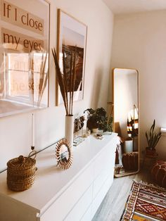 Een kijkje in onze slaapkamer New Bedroom Design, Bedroom Inspo, Home Decor Bedroom, Minimalist Room, Boho Room, Room Goals, My New Room, Dream Bedroom, Decoration