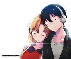 Kirito e Asuna