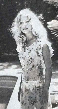 "The real-life inspiration for Penny Lane in ""Almost Famous"":  the luminous Pamela Des Barres"