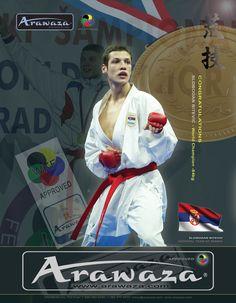 Slobodan Bitevic #arawaza #karate #sports_equipment