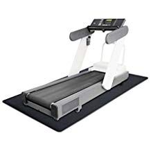 "MotionTex 8M-110-36C-7 Fitness Equipment Mat, 36"" x 84"", Black"