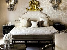 The Coco CHANEL Suite at 'The Ritz Carlton' in Paris, France.