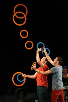 Juggling Rings Circus Acts, Kite, Keep It Cleaner, Picture Video, Things That Bounce, Benefit, Acting, Have Fun, Rings