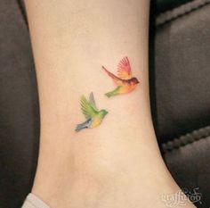 腳踝刺青圖案!讓妳在低調中驚見小刺青的性感與 ...