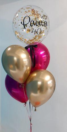 Balloon Decorations, Birthday Party Decorations, 18th Birthday Party, Happy Birthday, Beginner Henna Designs, Birthday Photography, Ideas Para Fiestas, Balloon Bouquet, Birthday Balloons