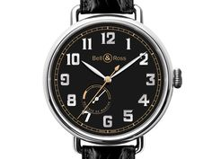 Bell & Ross taps into classic aviator styling once again for its WWI-97 Heritage